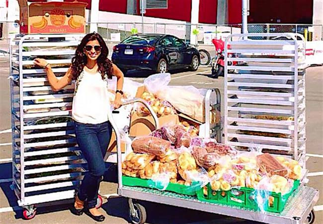 Food Redistribution App is Feeding Thousands