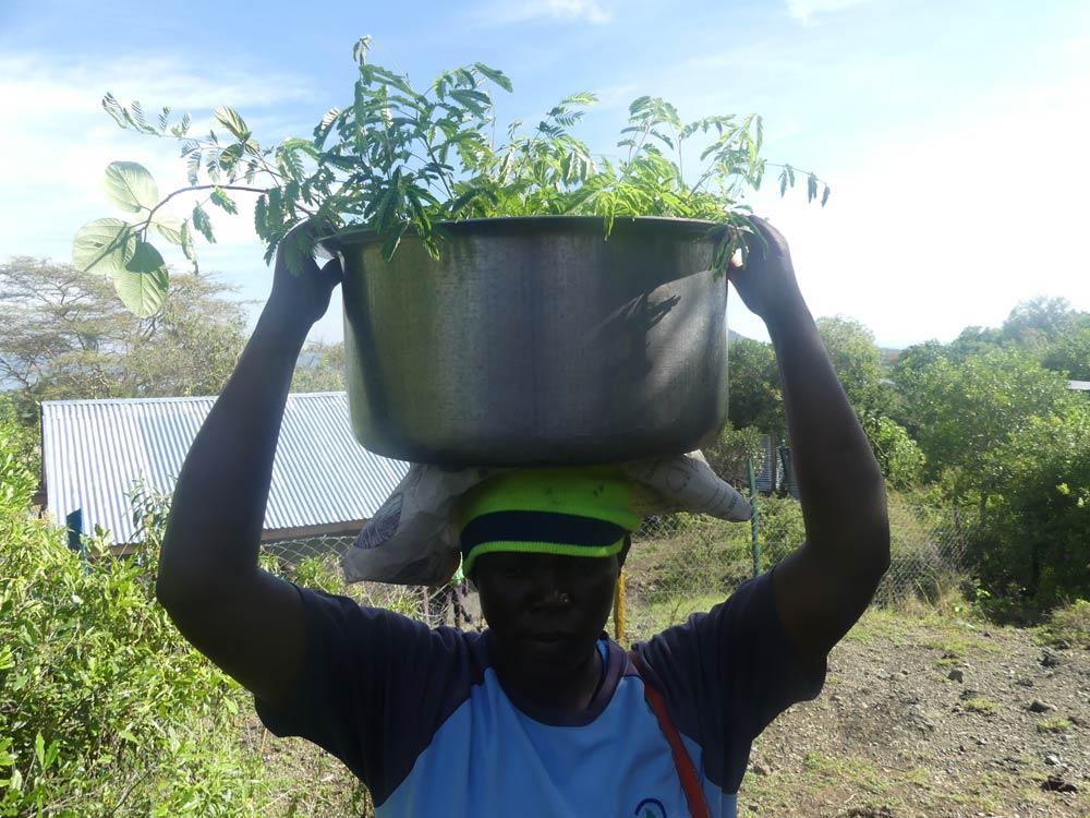 """Clicks"" Changing Fortunes Of Badilisha Community In Kenya"