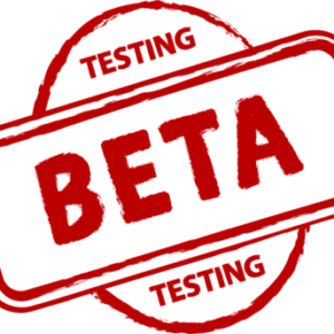 Group logo of Beta Testing
